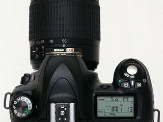Nikon D50 KIT+ Nikkor 18-55 в упаковке, документы.