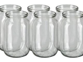 Банки стеклянные 1-литровые и 0.7 л.