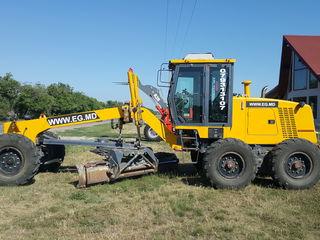 Трактор грейдер 11т аналог Дз143
