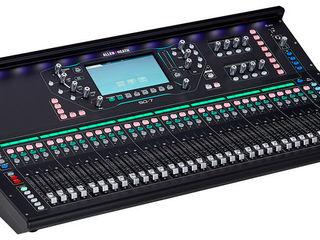 Mixer digital Allen & Heath SQ-7. livrare în toată Moldova,plata la primire