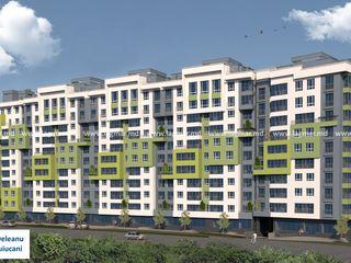 LAGMAR – apartamente noi Centru, Buiucani, Râșcani de la 444 euro/m2
