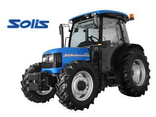 Reducere! Tractor Solis (90 cai, 4x4) pentru lucru in campuri