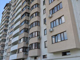 Apartament de vinzare, Chisinau, sec. Botanica, Bloc Nou, 1 odaie cu living, Ex-Factor, 58 m2, et.7