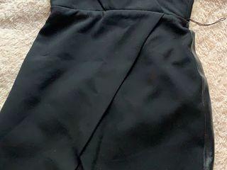 Черное палье , было одето 2 раза .