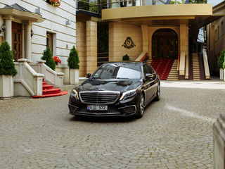 Wedding Cars Mercedes-Benz E Class/S Class/G Class/Cabrio/ML