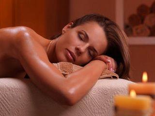 Волшебный  массаж для женщин!