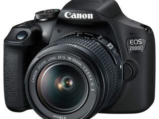 Canon EOS 2000D KIT 18-55mm IS II Новый! Гарантия!