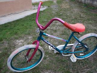 велосипед на девочку 7-12 лет