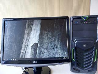 "Новый! Мощный 8-ми ядерный Amd Fx 8320 X8 3.50ghz-4,00ghz Am3 +LG Flatron Full HD 22"""