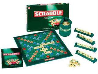 Scrabble Joc Cuvinte Incrucisate Joc de societate