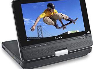 Портативный DVD-плеер Sony DVP-FX810 в идеальном состоянии