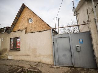 Vă propunem spre vînzare casa cu 3 odai, amplasata în sect. Centru, str. Octavian Goga.