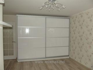 Производитель #1 в Молдове в изготовлении шкафов-купе