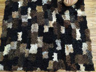 коврики из натурального меха