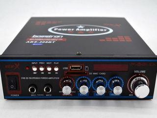 Стереоусилитель SN-308AC 2х25вт новый