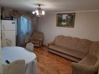 Telecentru! Apartament cu 3 odai, 70 m.p. Euroreparatie complet mobilat