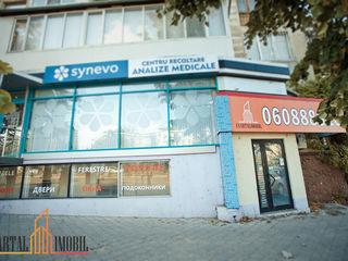 Centru, Grigore Vieru! Spatiu comercial pentru oficiu - 82 m.p. Euroreparatie. 62 500 €