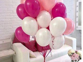 Baloane cu heliu de la 16 lei! Decor din baloane! Flori si buchete din baloane de la 9 lei !