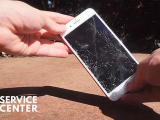 Iphone 8/8+   Cтекло разбил, пришел, заменил!