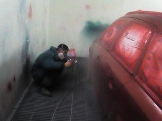 Vopsirea masinelor покраска машин