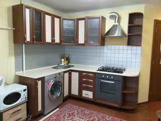 Chirie apartament cu 2 odăi, sector Centru. Reparație Euro!