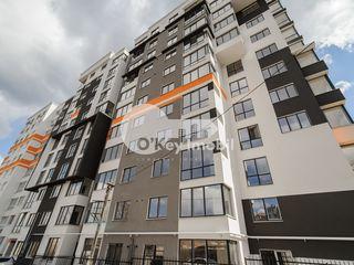 Apartament  2 camere+living, 66 mp, Telecentru  50160 €