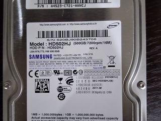 HDD Samsung HD502HJ (500GB/7200rpm/16M)