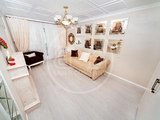 Apartament cu 2 camere separate mobilat reparat str. Hristo Botev, Botanica