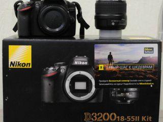 Nikon D3200 Kit 18-55mm VR II - Новый в упаковке!
