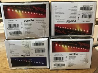 Lampi multicolore led pix 12