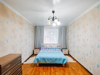Apartament cu 3 camere de seria MS! Euro reparație! 78 m2, balcon, Buiucani