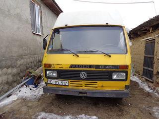 Volkswagen gruzavoi