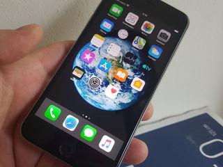 Vind IPhone 6 Plus ideal lucreaza 100% bateria 89% amprenta tot lucreaza este bloc