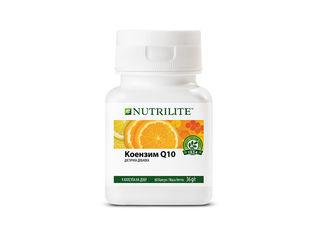 Коэнзим Q10 NUTRILITE от AMWAY 60 капсул