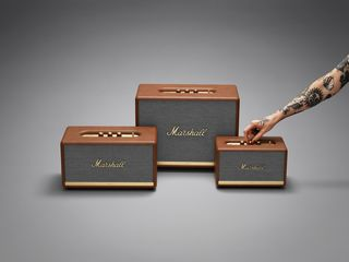 Портативная акустика Marshall - лучший звук, безупречный стиль!