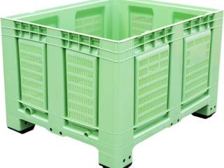 Containere din plastic (boxpaleti)
