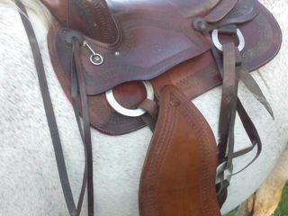 șa pentru cai