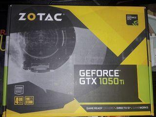 Продается ZOTAC GTX 1050ti 4GB