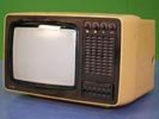 Портативный цветной телевизор «Электроника 25ТЦ 313Д»