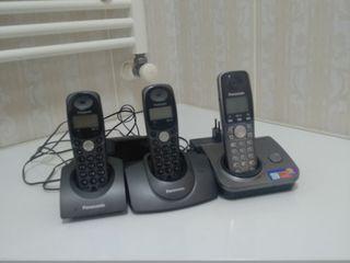 Стационарный телефон Panasonic KX-TG7207 asonic KX-TG7207