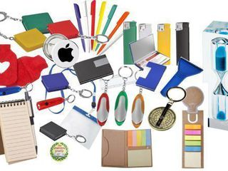 Сувениры с вашим логотипом для ваших клиентов и партнеров!