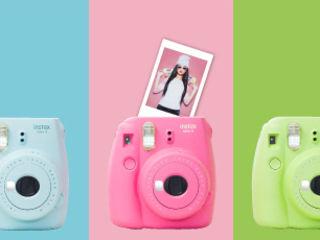 Внимание! Фотоаппараты мгновенной печати Fuji и Polaroid! Доставка и гарантия!