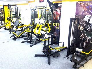 Fitness Club City-Gym, Buiucani! Abonament lunar 10 euro!