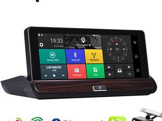 Авторегистратор CM84 с 2-камерами /GPS/Android
