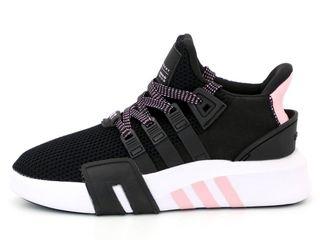 Adidas EQT Bask ADV Black & Pink Women's