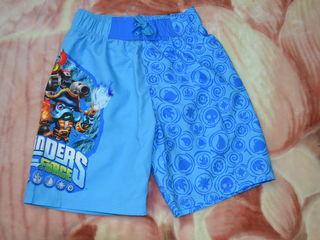 Новые шорты для плавания с этикеткой, для ежедневного ношения летом,  100 лей,  идут на рост от 1.30