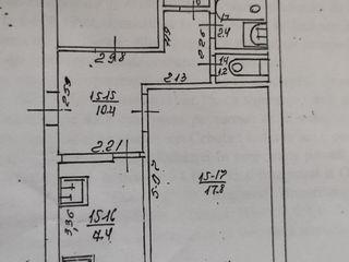 Продам 3х комнатрую квартиру