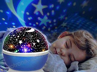 Ночник Star Master Pro! Звёздное небо у Вас дома!