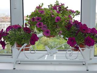 Подставки для цветов (на подоконник, настенные, напольные) от производителя