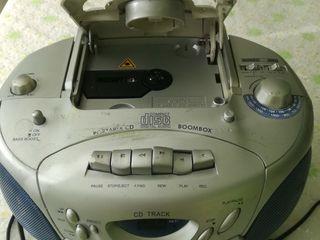 Магнитола дельта радио кассеты диск